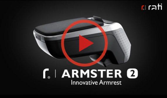 Armster 2 Armrest Video