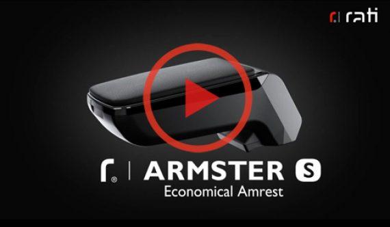 Armster S Armrest Video
