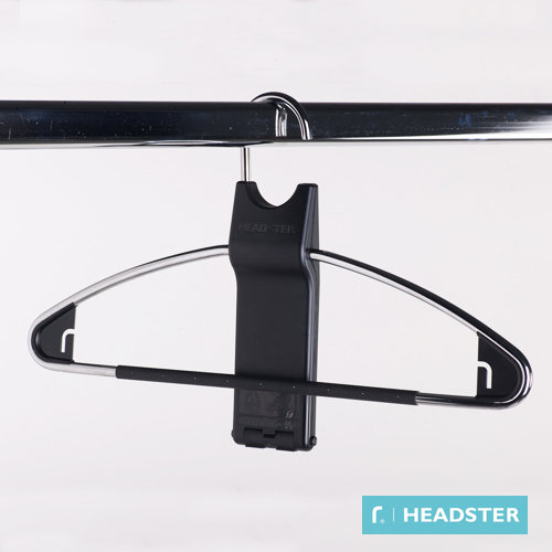 Headster Costumer Car Clothes Hanger
