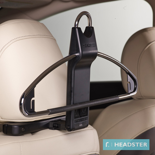 car clothes hanger for headrest and wardrobe armster uk. Black Bedroom Furniture Sets. Home Design Ideas