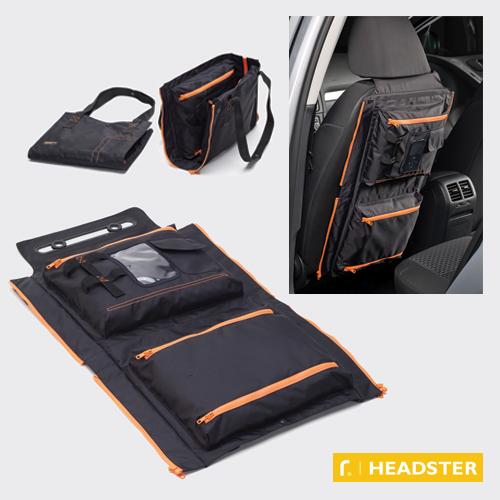Headster Car Seat Organiser