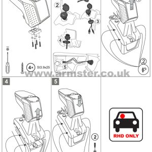 armster-2-armrest-ford-connect-14-RHD