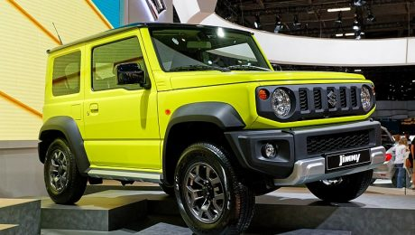 Suzuki Jimny 2019 Armster Armrest